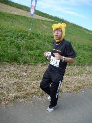プーさん彩湖マラソン